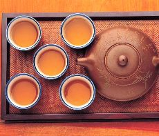 Tasting the Tranquility of Tea